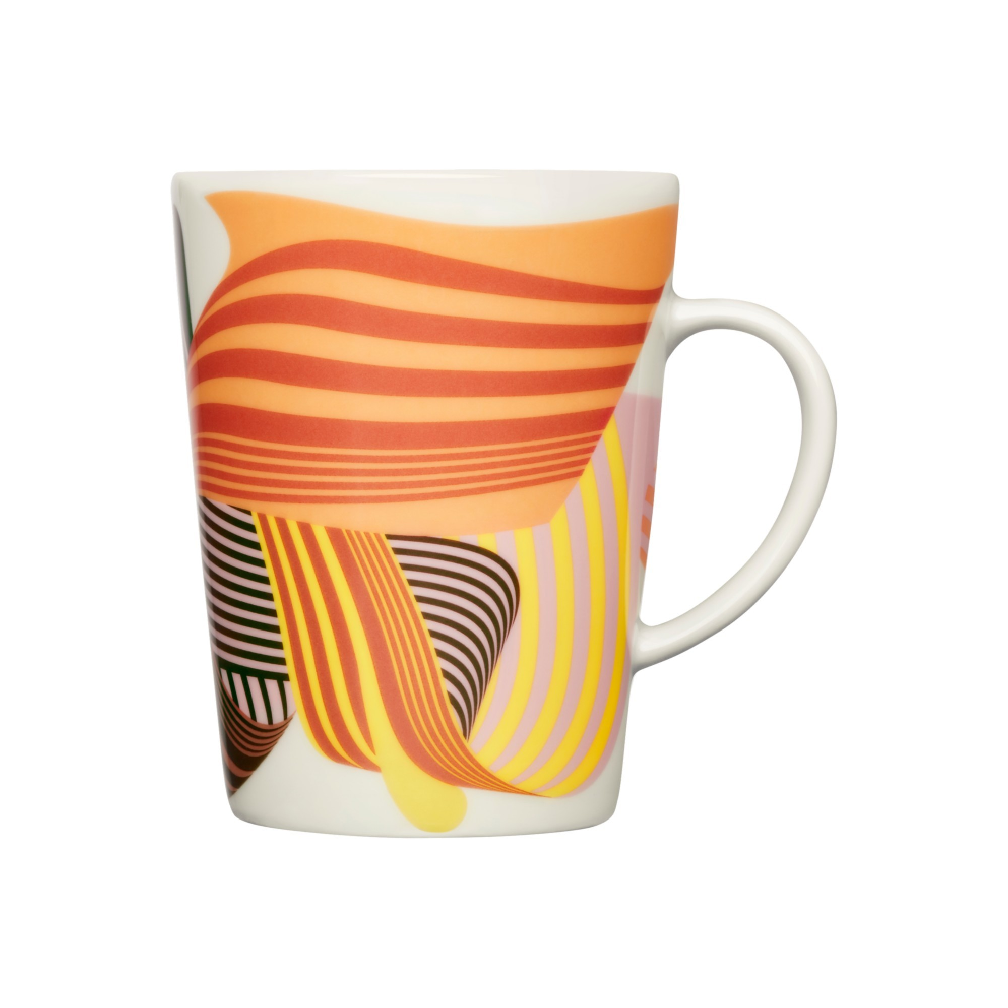 Graphics mug Solid Waves  Iittala